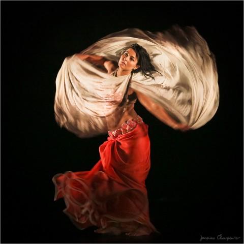 Danse orientale, 2016 © Jacques Charpentier