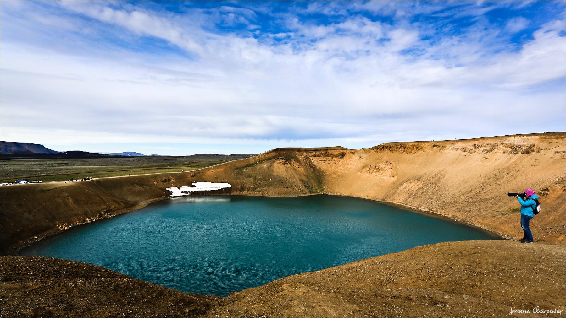 Viti, Islande 2016 © Jcques Charpentier