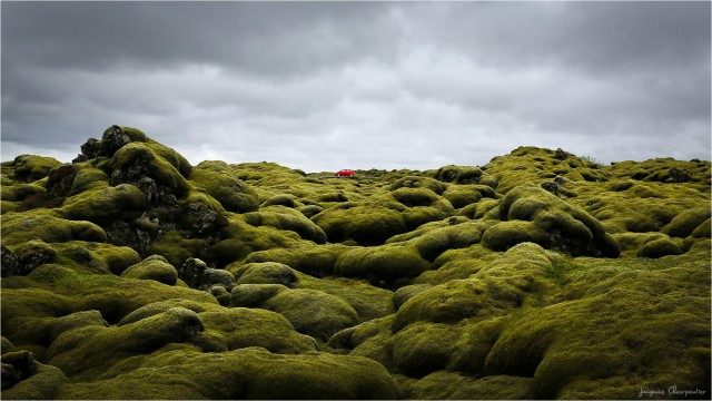 Eldhraun, Islande 2016 © Jacques Charpentier