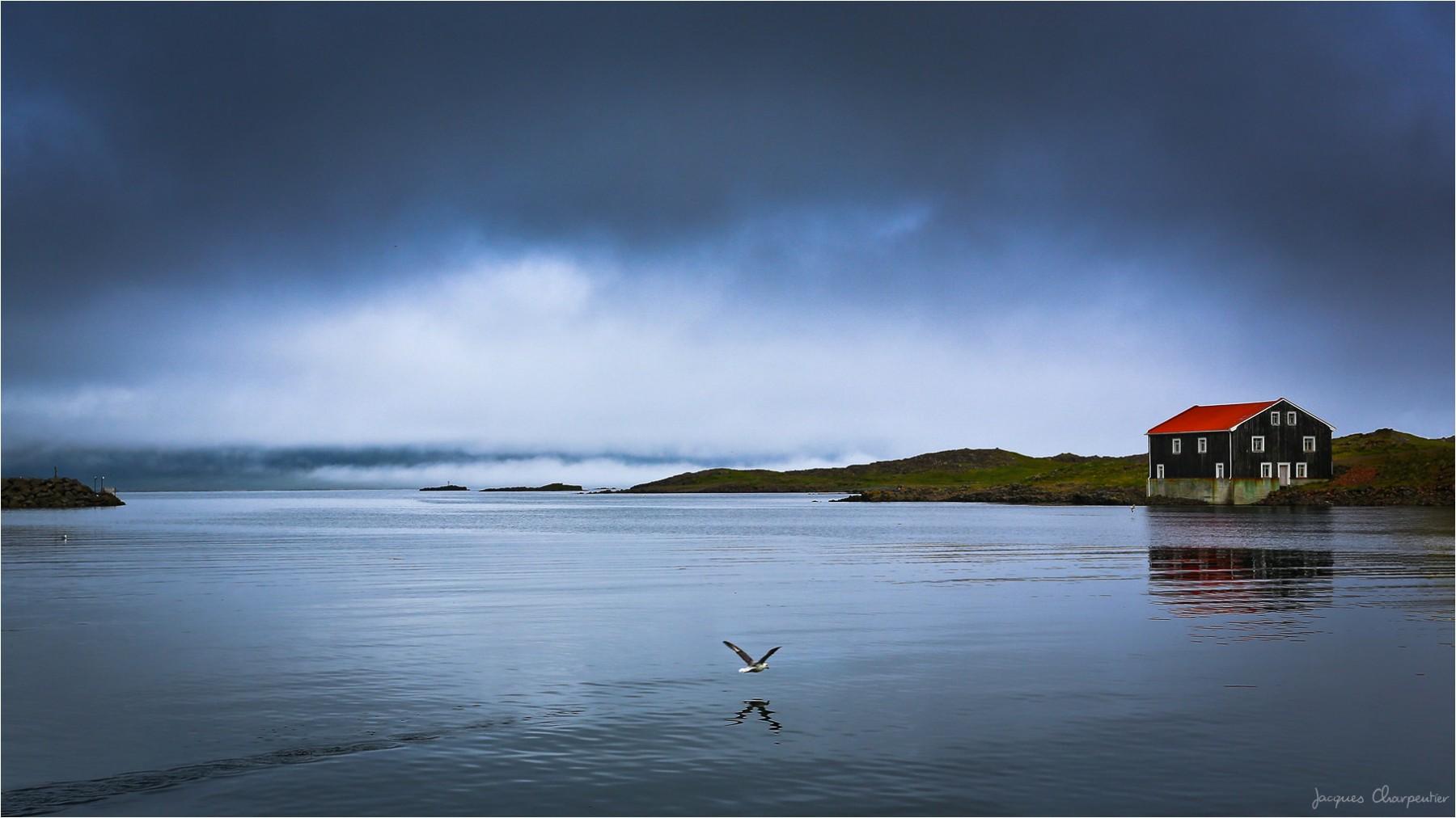 Djúpivogur, Islande