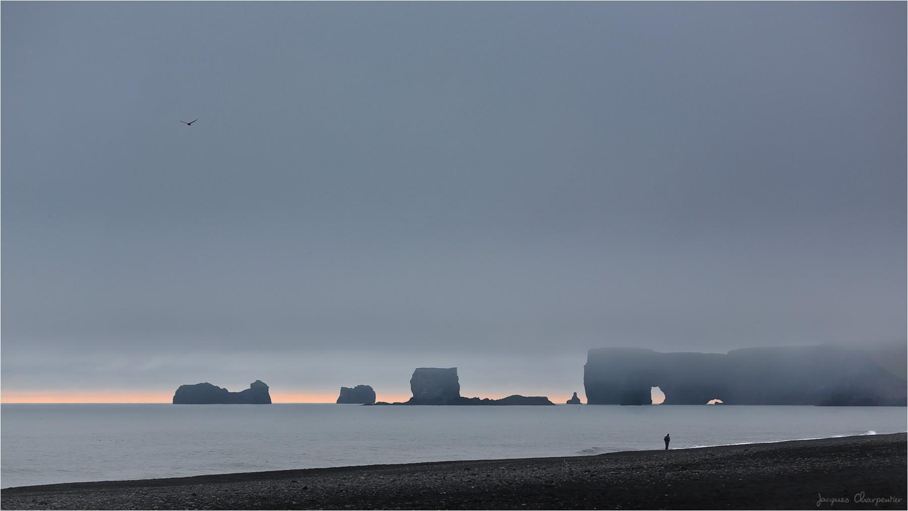 Reynisfjara, Islande